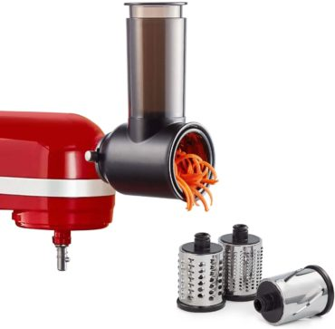 Innomoon Best Electric Cheese Graters and Shredders