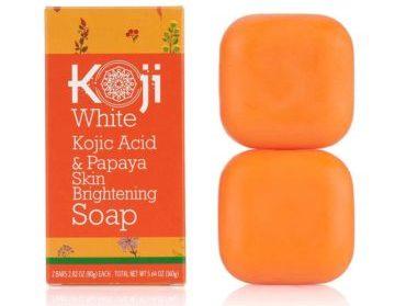 Koji White Best Whitening Soaps