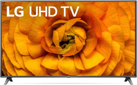 LG 85 inch TVs