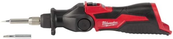 MILWAUKEE ELECTRIC TOOLS CORP Best Cordless Soldering Irons