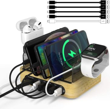 NEXGADGET Best iPad Docking with Charging Stations