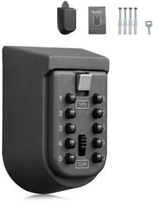 Newprous Best Key Lock Boxes