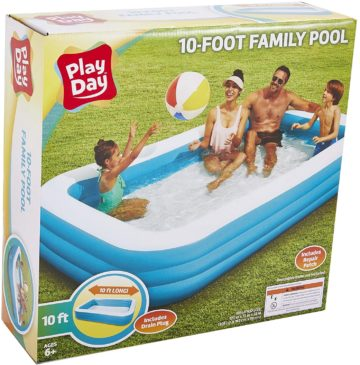 Play Day Inflatable Swimming Pools for Adults