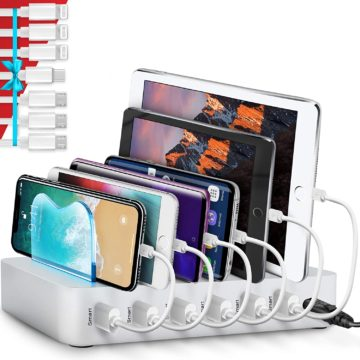 Poweroni Best iPad Docking with Charging Stations