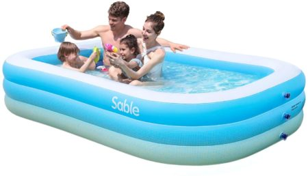 Sable Inflatable Swimming Pools for Adults