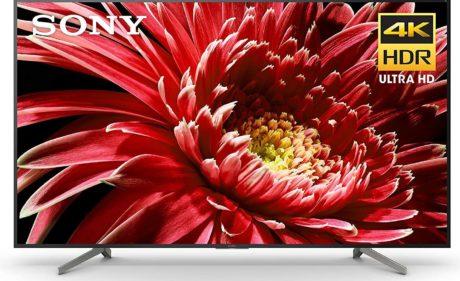 Sony 85 inch TVs