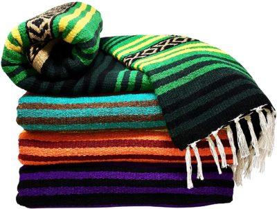 Spirit Quest Supplies Best Yoga Blankets