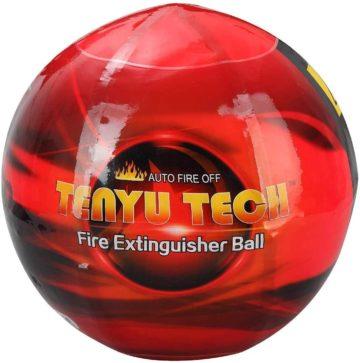 Tenyu Tech Best Fire Extinguisher Balls
