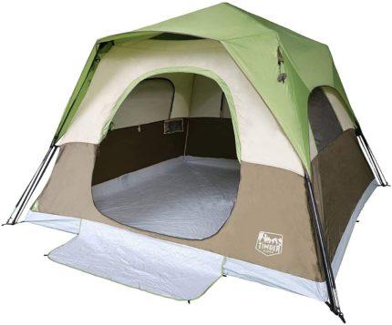 Timber Ridge Cabin Tents