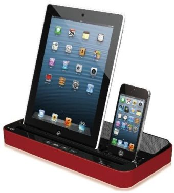 Timestec Best iPad Docking with Charging Stations