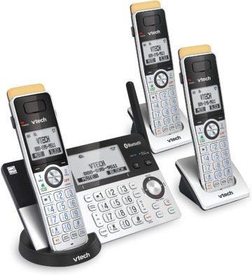 VTech Best Cordless Phone with Headset Jacks