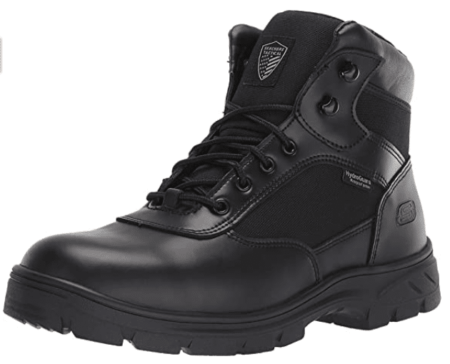 Skechers Comfortable Police Boots