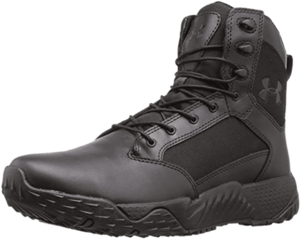 Under Armour Comfortable Police Boots