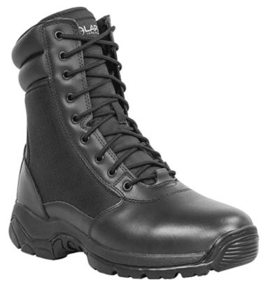 LA Police Gear Comfortable Police Boots