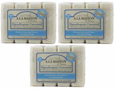A LA MAISON Hypoallergenic Soaps