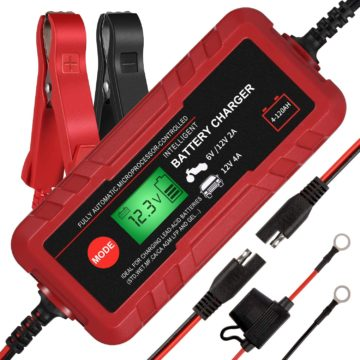 Adakiit Battery Chargers and Maintainers