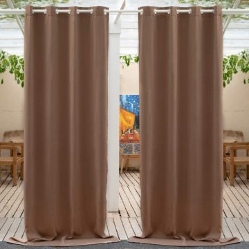 Anjee Best Outdoor Curtains
