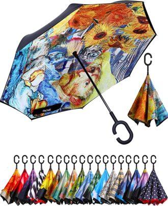 BAGAIL Inverted Umbrellas