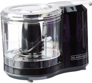 BLACK+DECKER Mini Food Chopper