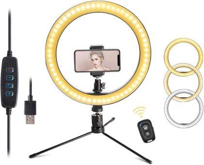 CoutureBridal Selfie Ring Lights
