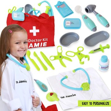 Dreamy Accessories Kids Doctor Kits