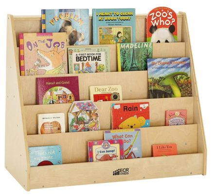 ECR4Kids Book Display Stands o