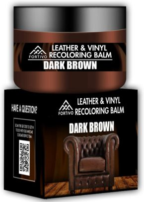 FORTIVO Best Leather Restoration Creams