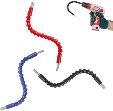 Generic Flexible Drill Bit Extensions