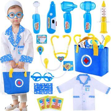 GiftInTheBox Kids Doctor Kits