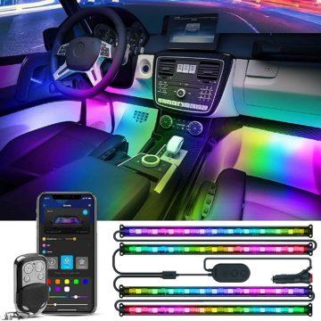 Govee Best LED Lights for Car Interior