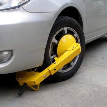 Hurbo Wheel Locks
