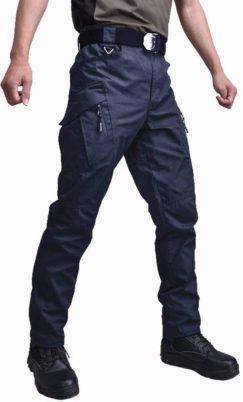KEFITEVD Best Slim Fit Tactical Pants for Men