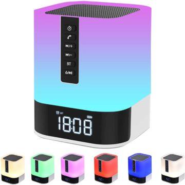 KPR Bluetooth Alarm Clocks