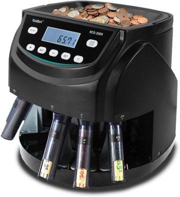 Kolibri Coin Counter Machines