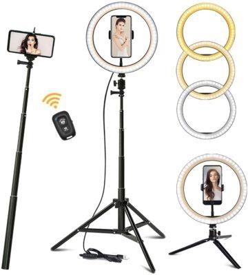 Maxztill Selfie Ring Lights