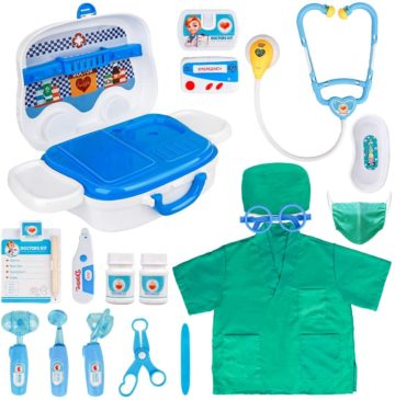 Meland Kids Doctor Kits