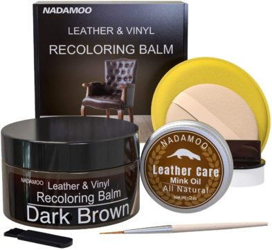 NADAMOO Best Leather Restoration Creams