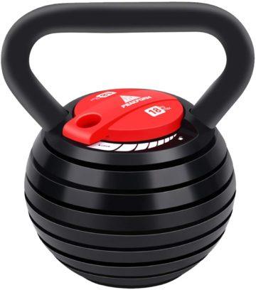 PEAKFORM Adjustable Kettlebells