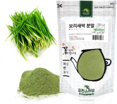 Princeherb Organic Barley Grass Juice Powders