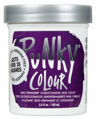 Punky Purple Hair Dyes