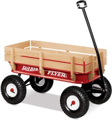 Radio Flyer Best Wagons for Kids