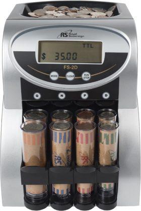 Royal Sovereign Coin Counter Machines