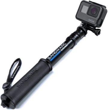 SANDMARC GoPro selfie sticks
