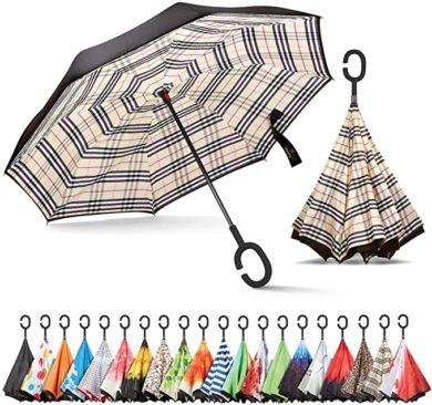Sharpty Inverted Umbrellas