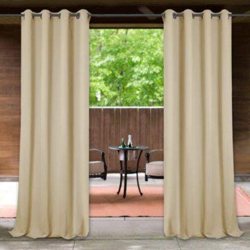 StangH Best Outdoor Curtains