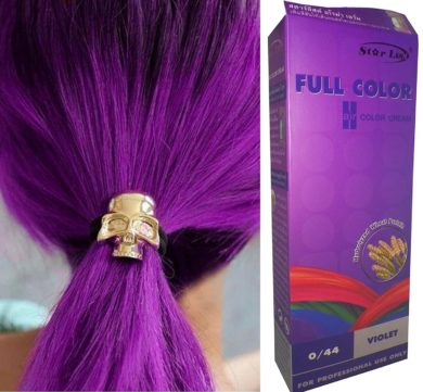 Starlist Purple Hair Dyes