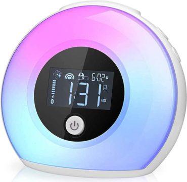 TIYOON Bluetooth Alarm Clocks