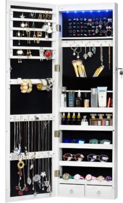TWING Wall Mounted Jewelry Organizers