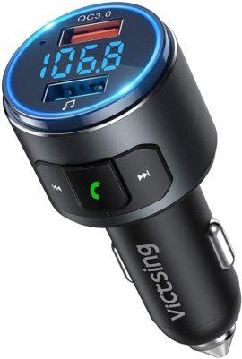 VicTsing Bluetooth FM Transmitters