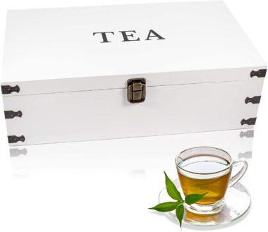 Zen Earth Inspired Best Tea Bag Organizers